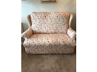 2 seater sofa Cover by plumbs