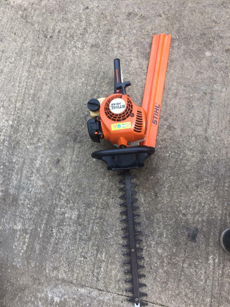 Stihl Hs 45 hedgecutter hedge trimmer husqvarna | in Trimdon