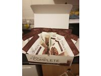 7 Pouches Juice Plus Shakes (chocolate)