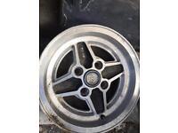 Ford Capri alloys x4