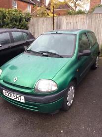 Renault Clio 1.2 3dr
