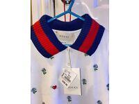 Brand new KIDS / GIRLS Gucci dress 100% GENUINE AGE 10-12!!