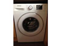 SAMSUNG ecobubble WF80F5E2W4W 8kg 1400 SPIN A+++ Washing Machine in White