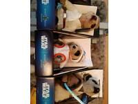 3 Star Wars Meerkats