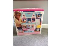Fisher price dream dolls house