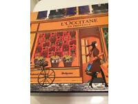 Romantic Rose new luxury gift set collection by Loccitane .