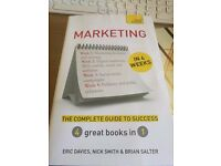 Uni Books for sale ! Excellent condition ! Brand new !
