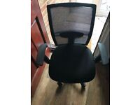 Ocee Design Mesh Back Operator Chairs