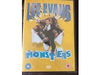Lee Evans Monster Tour