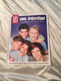 One direction annual 2013.