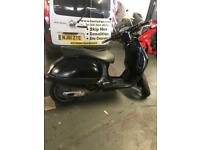 Vespa gts 250 reg as 125