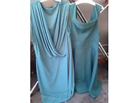 Green dresses size 10