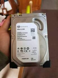 2 tb seagate hard drive