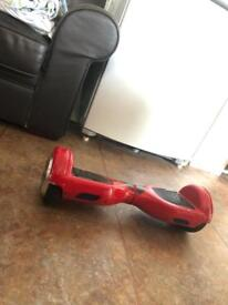 Red Segway (Working WITH CHARGER)