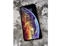 Unlocked Gold iPhone XS Max 64gb