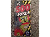 500 jokes book