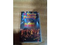 The Kelly Family - Almost Heaven Video (VHS)