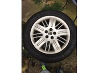 Rover 75 wheels