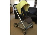 Mamas & Papas Urbo pushchair system