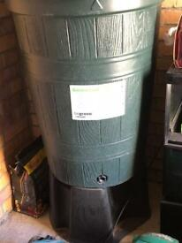 Water Butt - 200 Litres - Never used