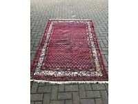 Antique good quality rug in great condition.