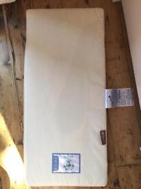 Snuzpod mattress (the little green sheep)