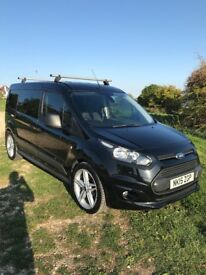 Ford Transit Connect, Crew Cab, L2