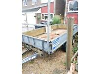 Ifor Williams trailer 10x5.5