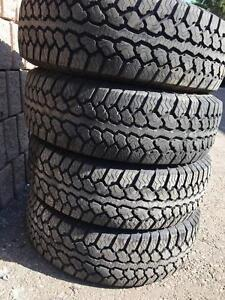 215-70-16 brandNew All Season Only2 Weeks Old (set Of 4 Tires ) Free Install and balance