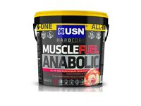 USN Anabolic All In One Gainer 4kg