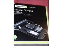 DESKTOP CHARGING STATION (New & Boxed)