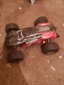 Arrma Fazon 6S Monster Car electric with Diff Brain.