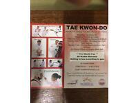 Free 1 month taekwondo training