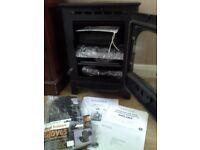 Multi burning stove