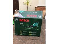Bosch ALS25 2500w 3 in 1 corded garden vac