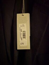 Brand new blue jacket size L