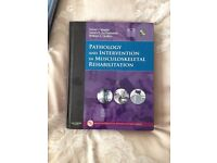 *TWO* Physiotherapy Musculoskeletal Books by David J Magee