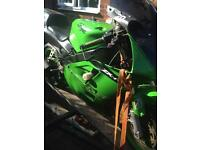 KAWASAKI zxr400 race bike