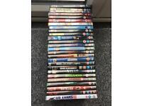Dvds all £1 each