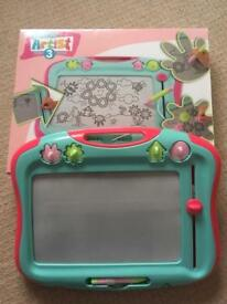 ELC Scribbler. Good condition with box