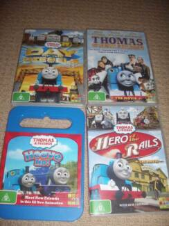 Thomas the Tank Engine DVDs Turramurra Ku-ring-gai Area Preview