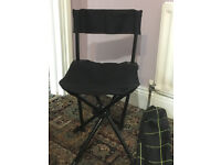 Folded Camping Chair | Portable Outside Garden Chair