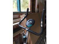 V-Fit Exercise Bike used once