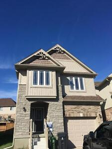 4 Bedroom Detached Home Available Nov/Dec 1st on Dudley Drive