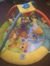 Baby play gym toy