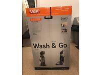 VAX- wash & go carpet washer