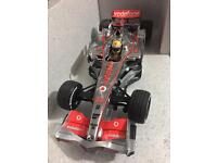 Mercedes MCLaren 2008 world champions driven by Lewis Hamilton diecast car brand new limited edition