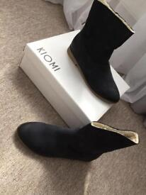 KIOMI WINTER BOOTS FOR SALE