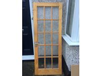 Free pine door