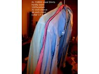 Men's Gents Size XL Shirts by EASY. £2.50each